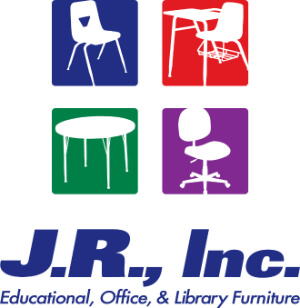 JR Logo Educational, Office, & Library Furniture
