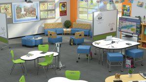 Room Dividers Accessories Educational Enviro Divider